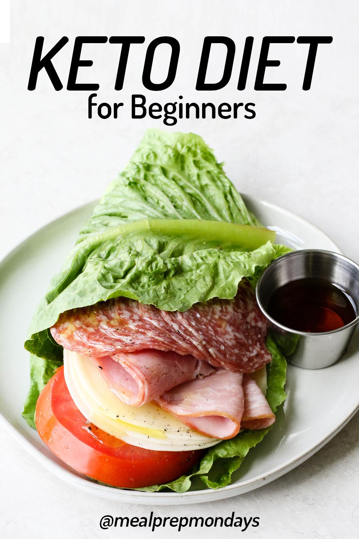 keto diet for beginners pinterest